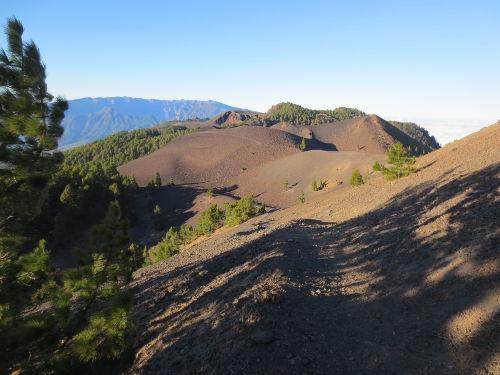 Wandern auf La Palma: Vulkanroute