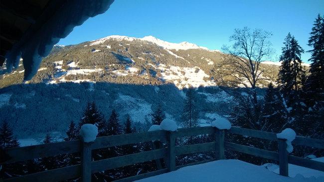 Hütte im Zillertal